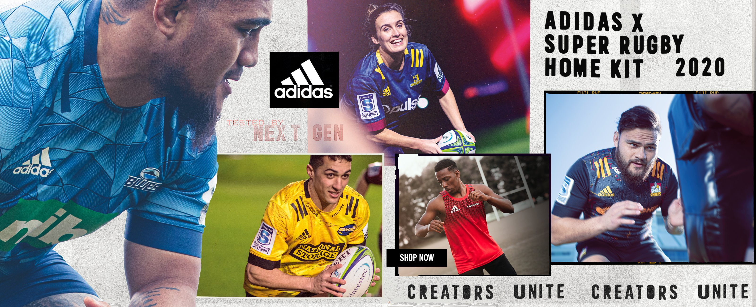 Adidas Super Rugby Store