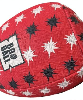 Bro Ball Rebound Red
